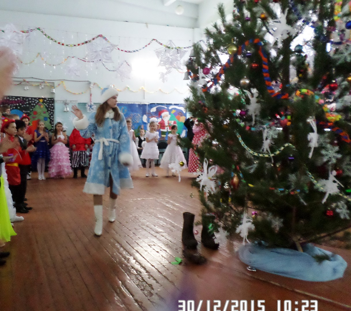 Новый год в Тридевятом царстве 2