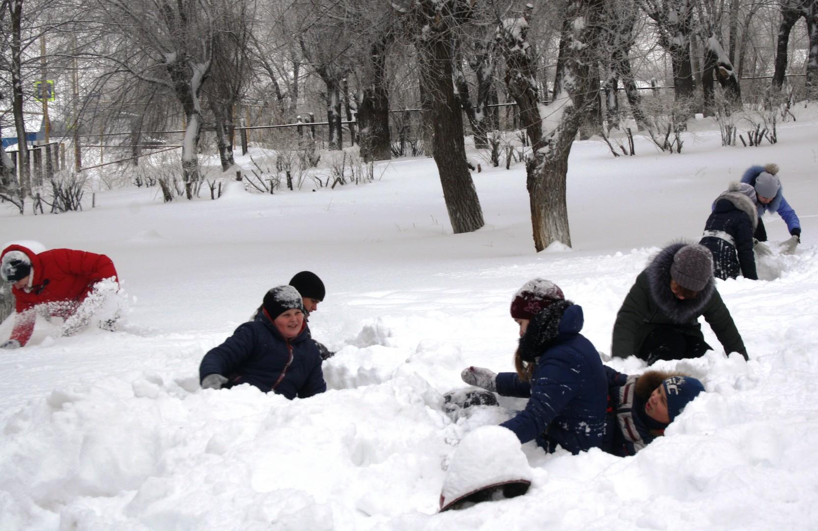 Итоги школьного этапа региональных соревнований зимней серии военно-спортивной игры «Зарница» среди обучающихся 5 – 9 классов. 2