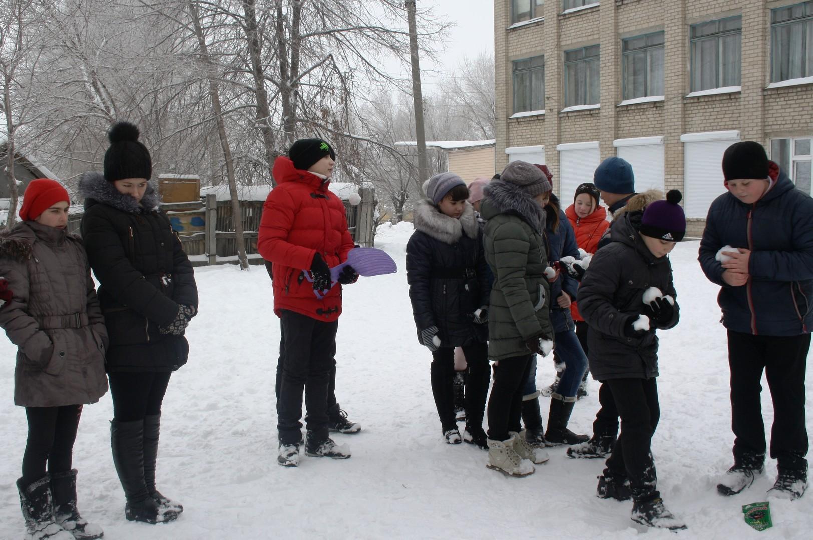 Итоги школьного этапа региональных соревнований зимней серии военно-спортивной игры «Зарница» среди обучающихся 5 – 9 классов. 6