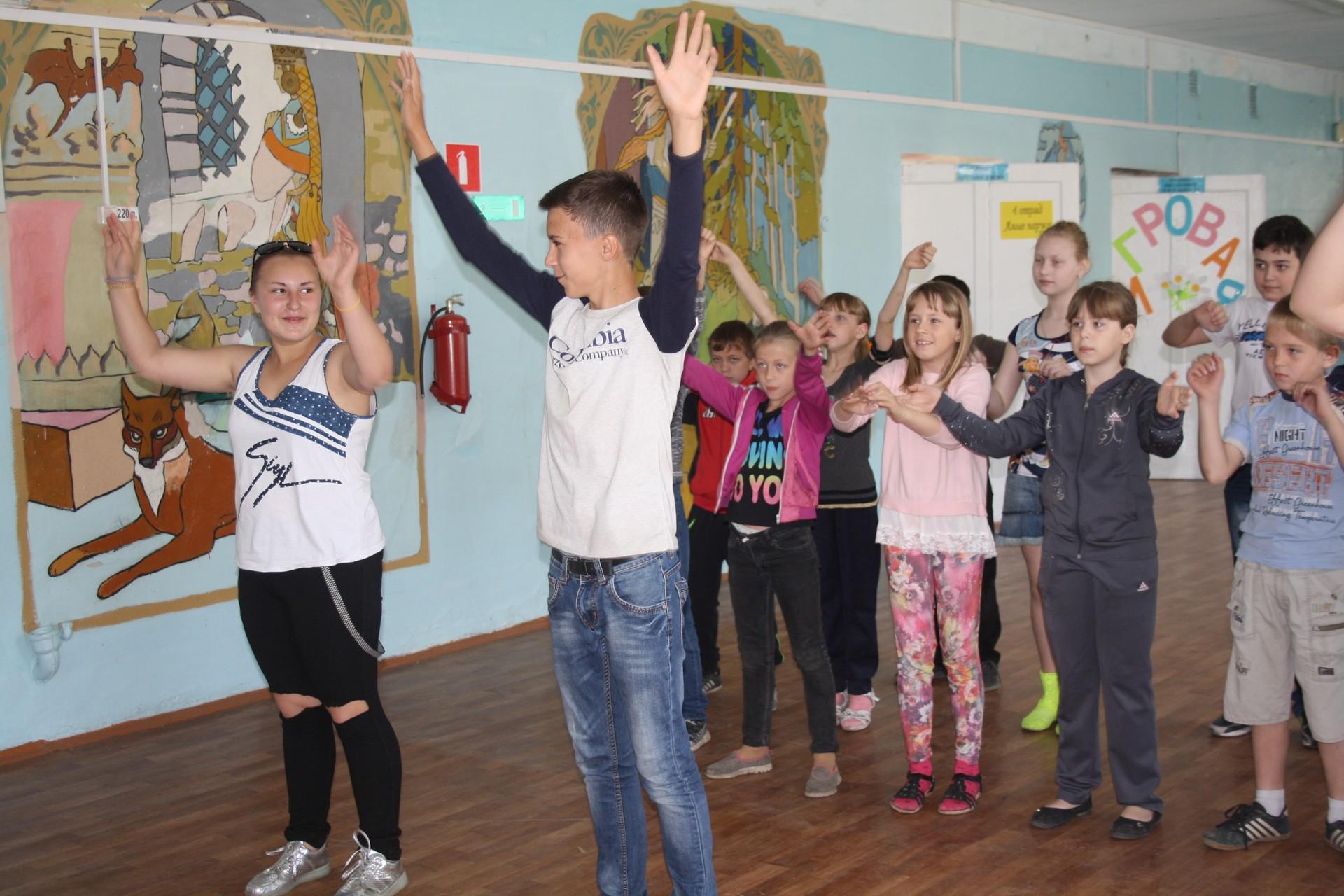 Танцевальный батл или Стенка на стенку