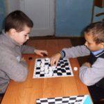 Шашечно-шахматный турнир