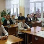 15 февраля в 7 классе прошло мероприятие, посвящённое выводу советских войск из ДРА.