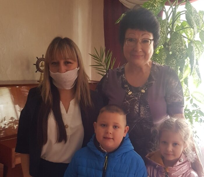 Галина Витальевна Танаева