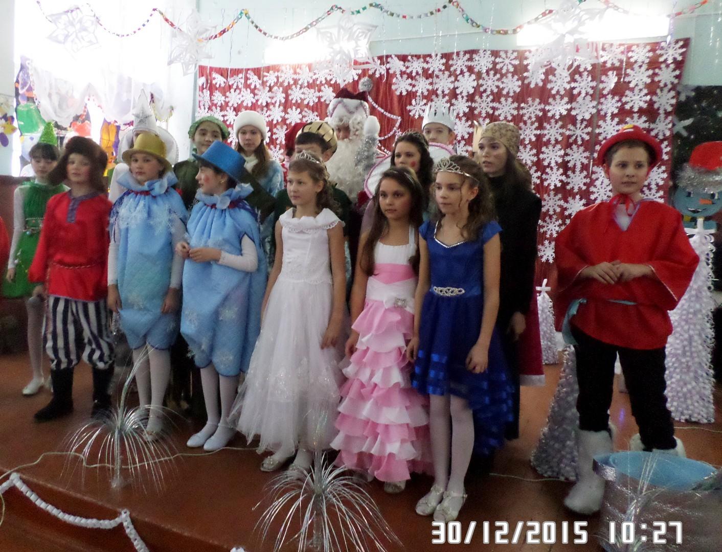 Новый год в Тридевятом царстве 3