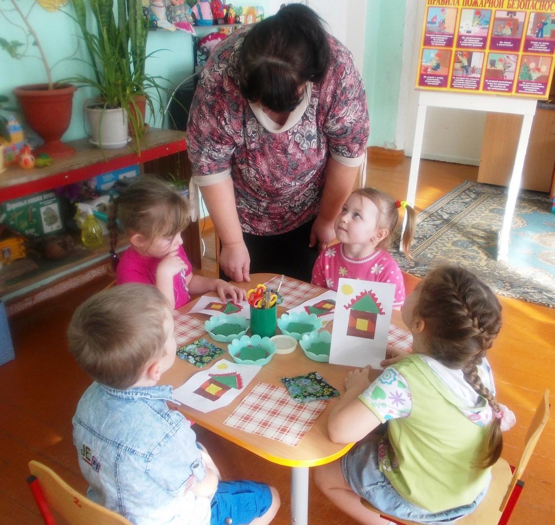 День ГО в детском саду 3