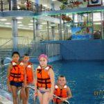Экскурсия в бассейн