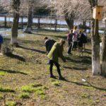 Работы по уборке территории
