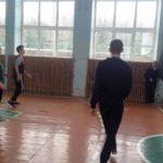 «Комический волейбол»